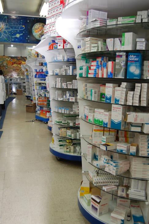 AMPLIA GAMA DE MEDICAMENTOS