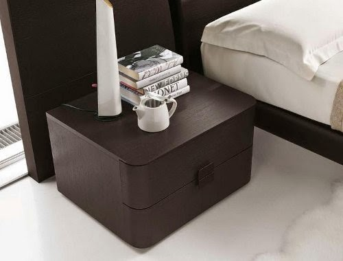 modern wooden night stand designs