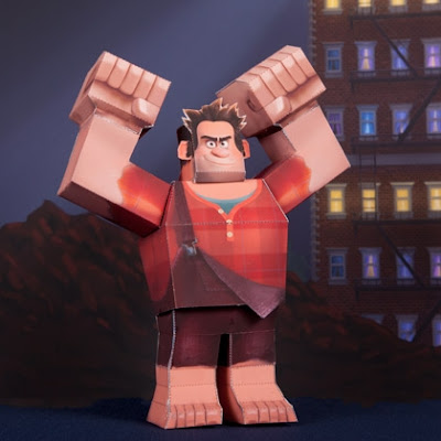 2012 American 3D computer-animated family-comedy film Wreck-It Ralph