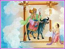 எமதர்மனே! மரணத்திற்குப் பிறகு நான் எங்கே போகிறேன் என்பதைச் சொல்லுங்களேன்!