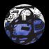 Token Marine Espacial Azul