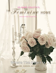 NEW: The Femenine Home by Jo-Anne Coletti