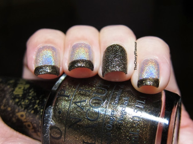 OPI What Wizardy Is This with Jade Psicodelica