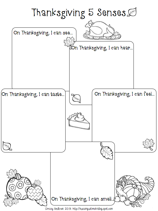 Free Creative Writing Prompts Thanksgiving