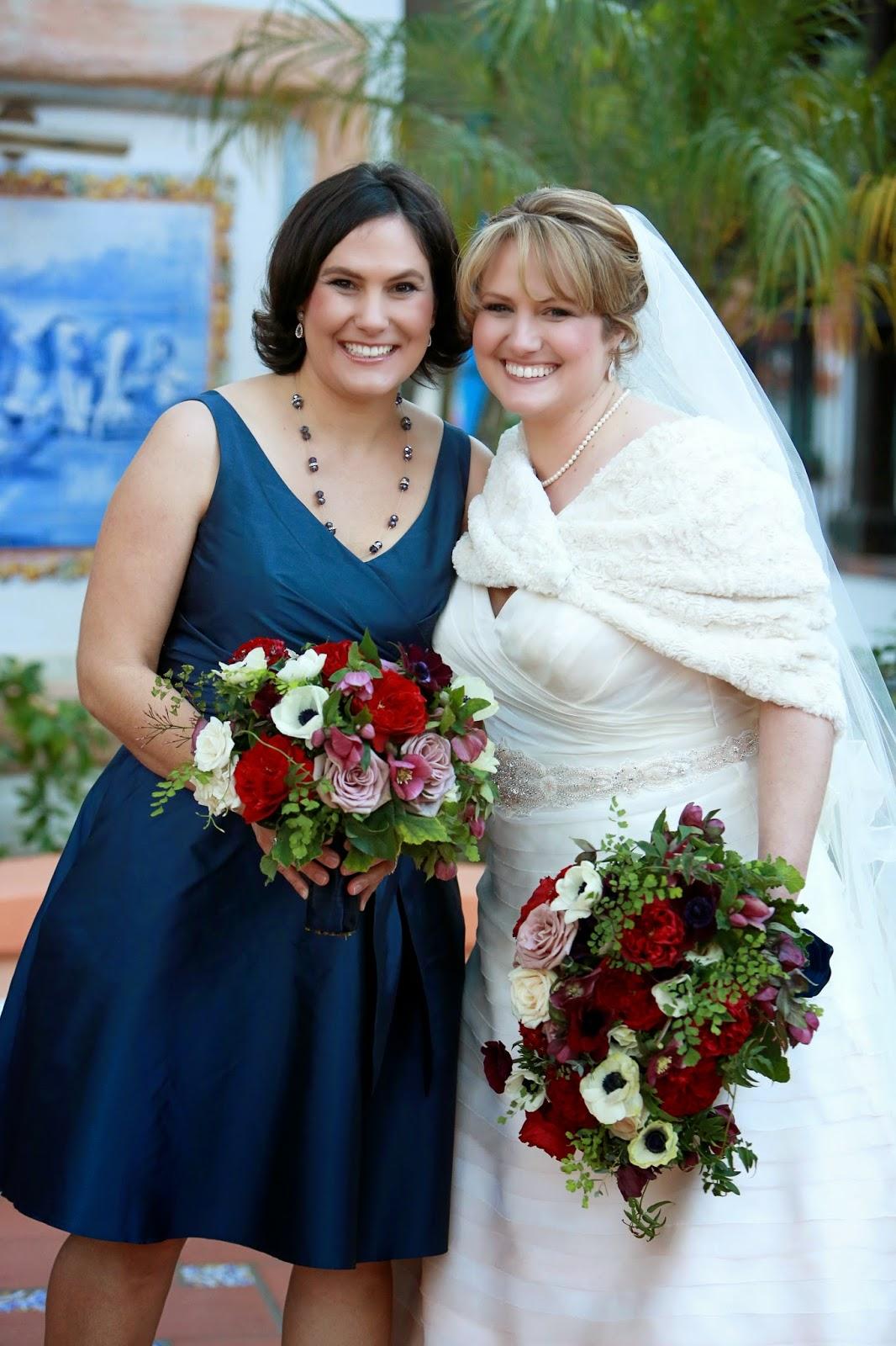 Rancho las lomas winter wedding heavenly blooms rancho las lomas winter wedding ombrellifo Gallery