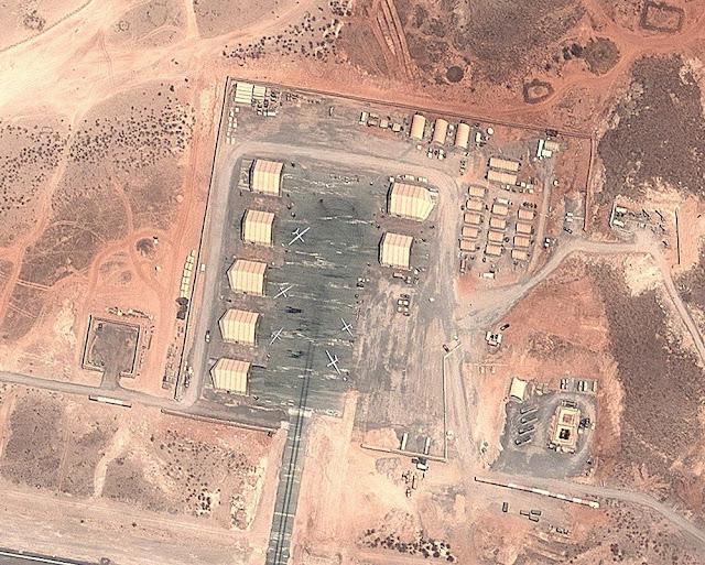 Chabelley Airfield: Base secreta de drones dos EUA na África