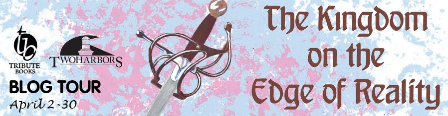 The Kingdom on the Edge of Reality Blog Tour