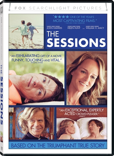 The Sessions DVDR NTSC Español Latino