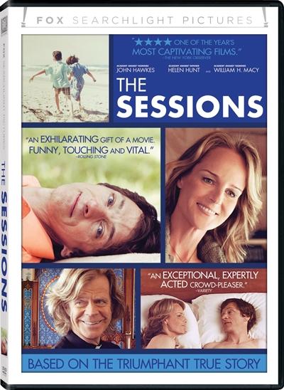 The Sessions DVDR NTSC Español Latino