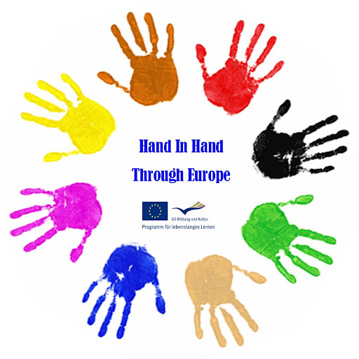 Hand In Hand Through Europe