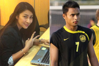 Rita Rudaini dan Aidil Zafuan