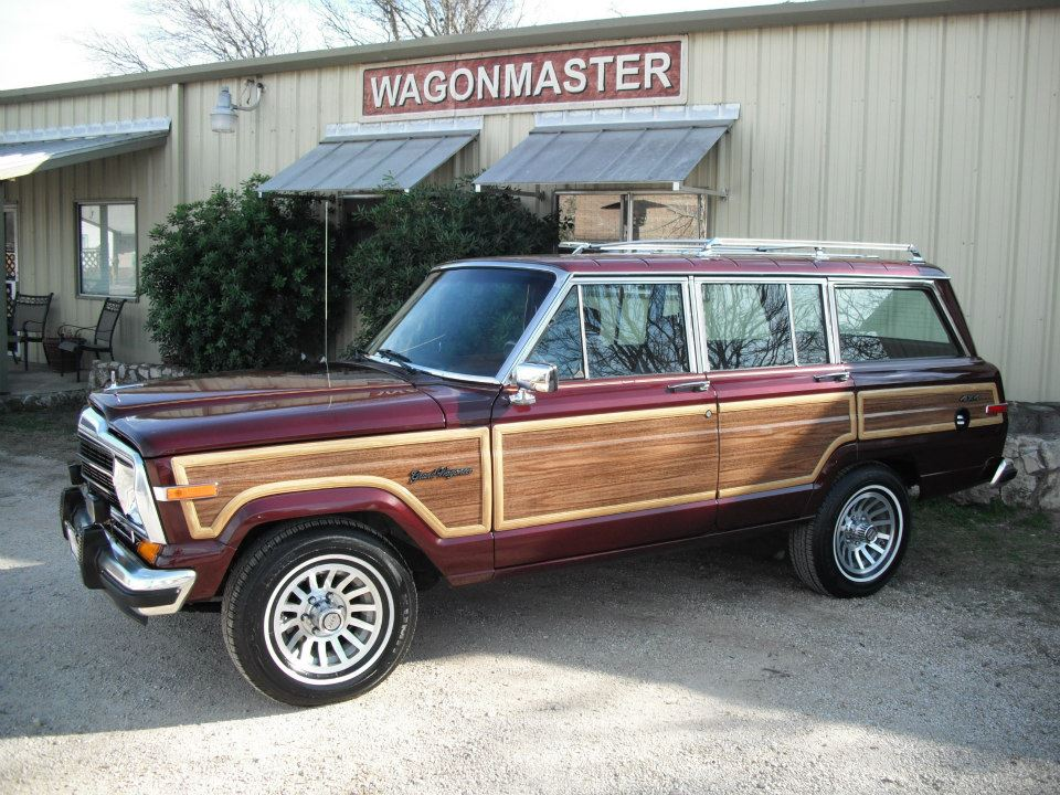 2015 jeep grand wagoneer spy shots autos weblog. Cars Review. Best American Auto & Cars Review