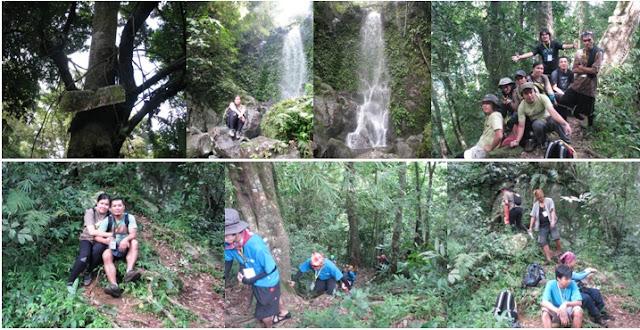 Cristalino Falls Mt. Banahaw, Mt. Banahaw Trail Map, MT BANAHAW, CLIMBING MT BANAHAW, MT BANAHAW WATERFALLS