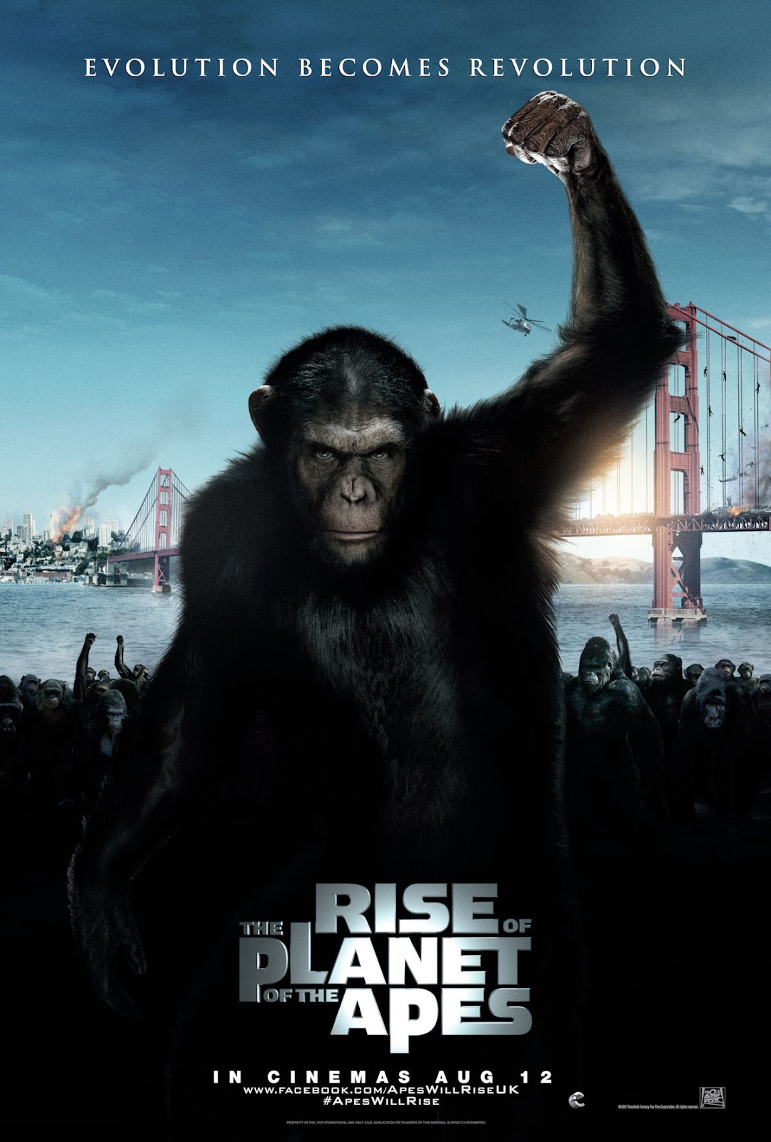 Rise of the Planet of the Apes 2011 - Full (HD)
