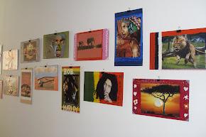 ARTE ... producción realizada por estudiantes 2011