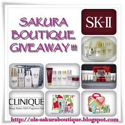 """SakuraBoutique-Syawal GiveAway Contest"""