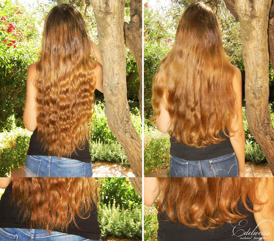 Couper pointes cheveux secs