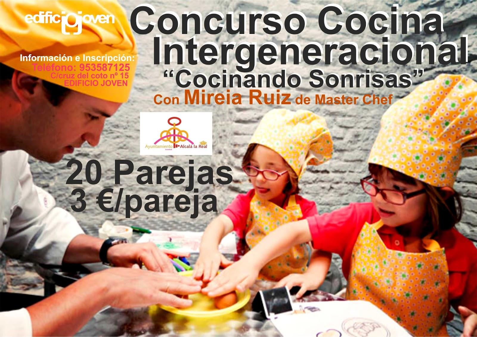 Rea de juventud alcal la real concurso de cocina - Concurso de cocina ...