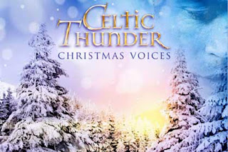 Celtic Thunder's new holiday.