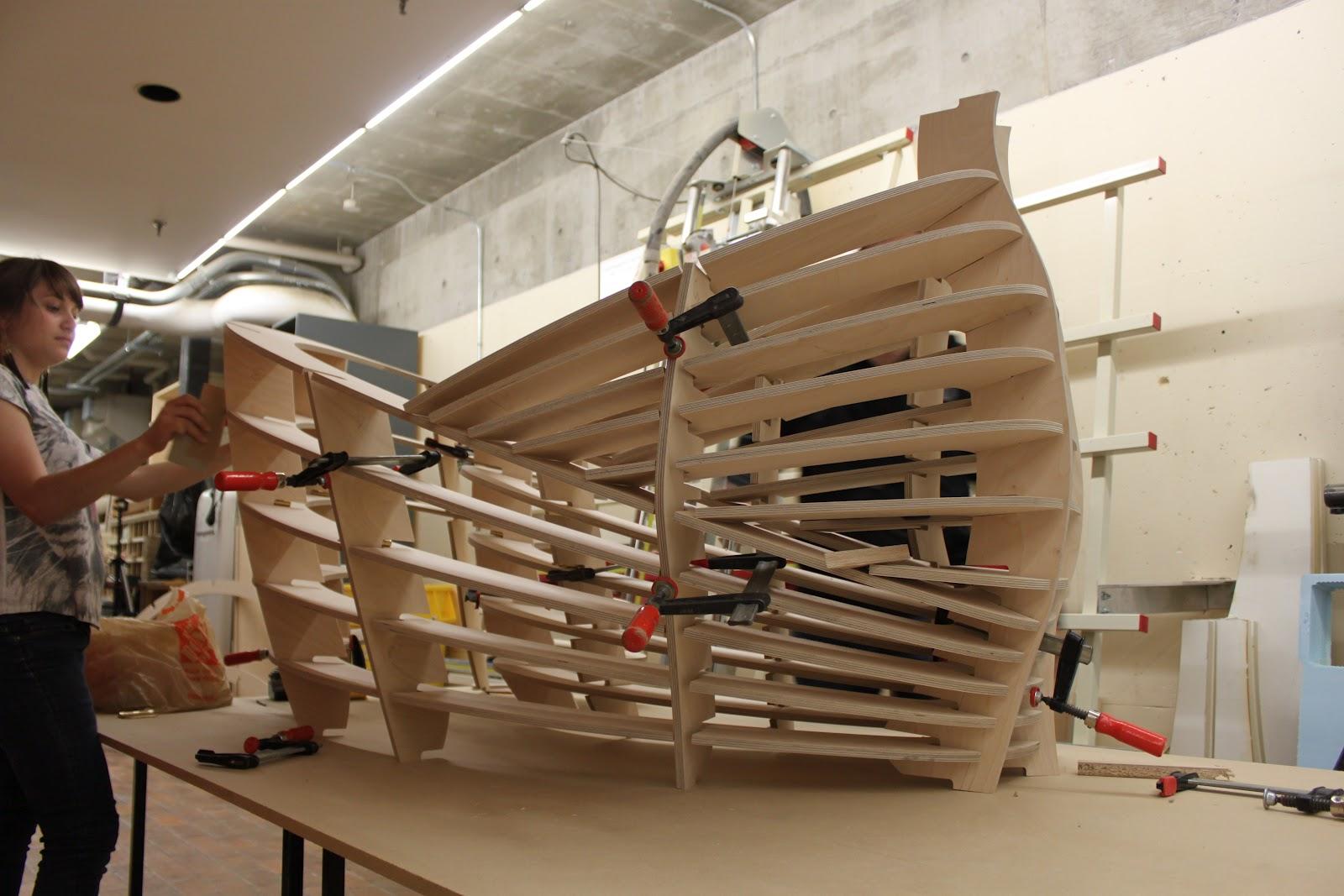 RedUx Lab Ryerson University Architectural Science Design EnCOUNTERing Progress