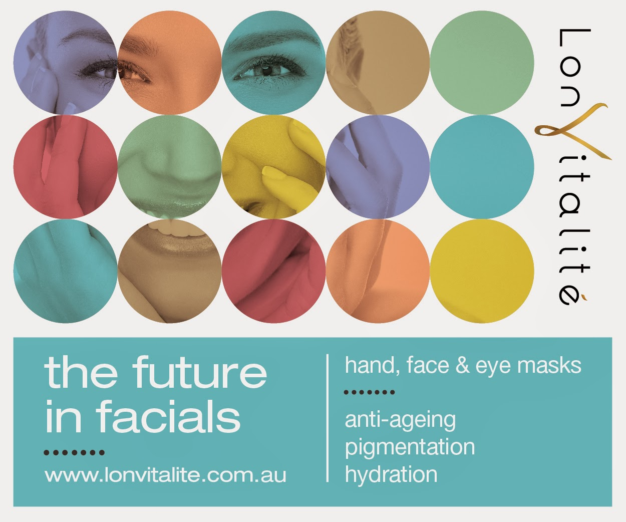 Luxurious Aussie Face, Hand & Eye Masks