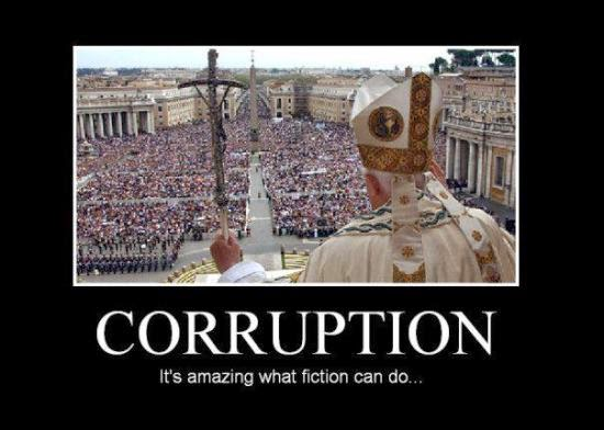 corruption of the catholic church The historical causes of corruption in the medieval catholic church in the late 13th century, there was a power struggle between the papacy and the monarchies of england and france, to decide whether the pope or the monarch held secular supremacy.