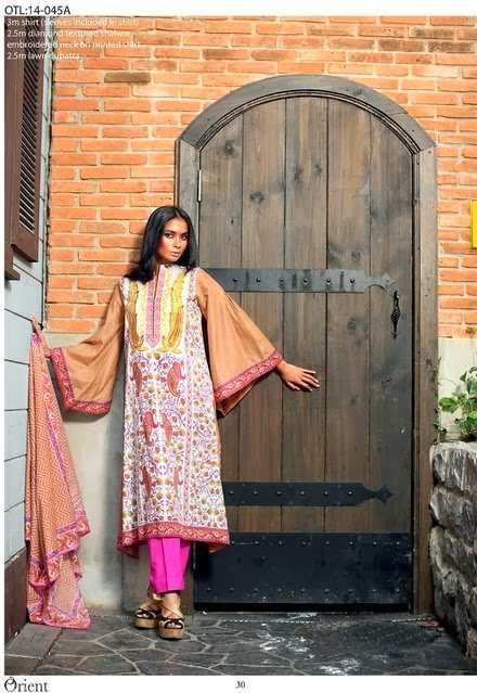Kurti Fashion Latest by Orient