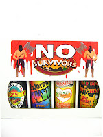 No Survivors Hot Sauce Gift Box