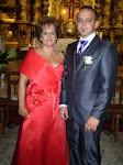 Uno de los dias más felices de mi vida,,La boda de Fco  Javier uno de mis gemelos...