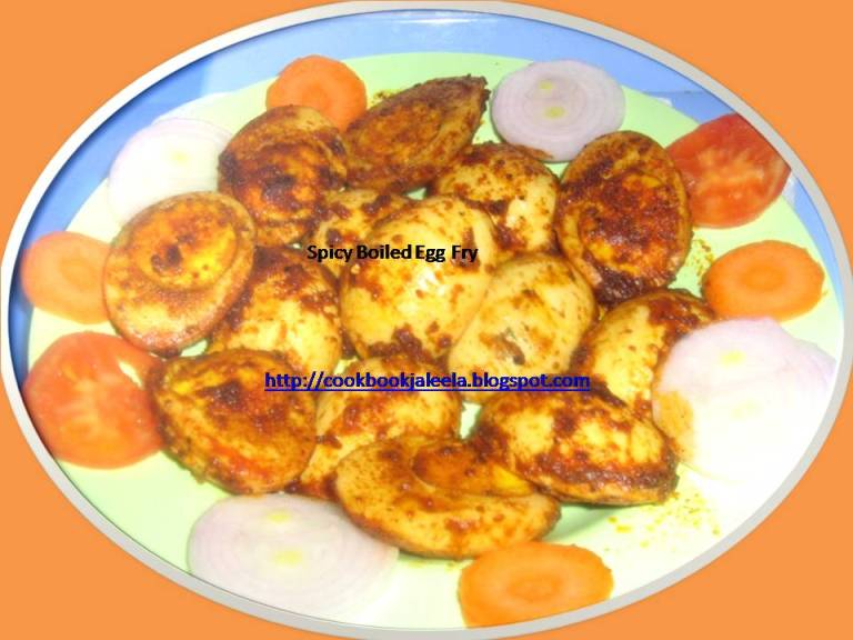 how to cook fish eggs fry