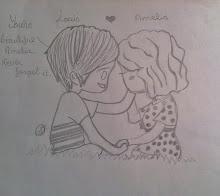 Louis & Amelia ♥