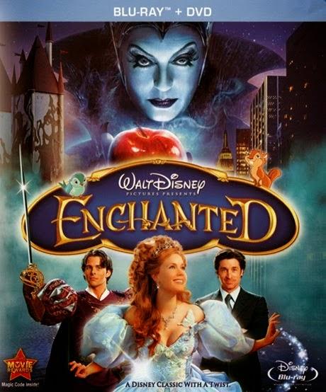 ดู Enchanted  มหัศจรรย์รักข้ามภพ