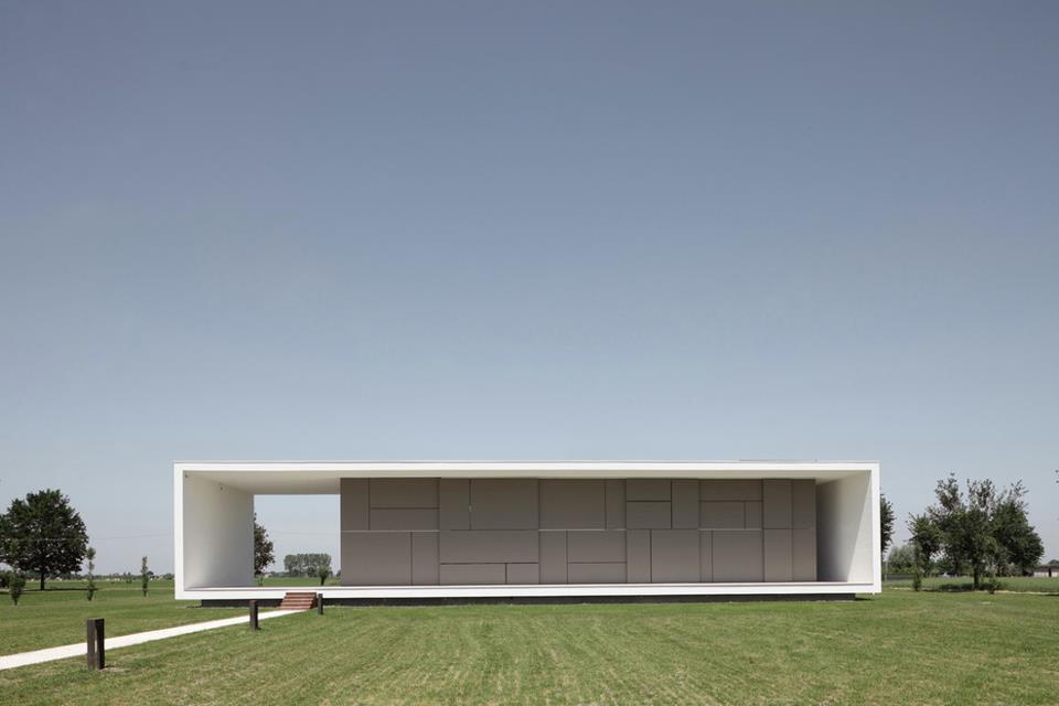 arquitectura arquidea casa minimalista por andrea oliva