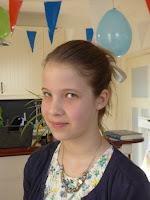 Hannah 11 jaar!