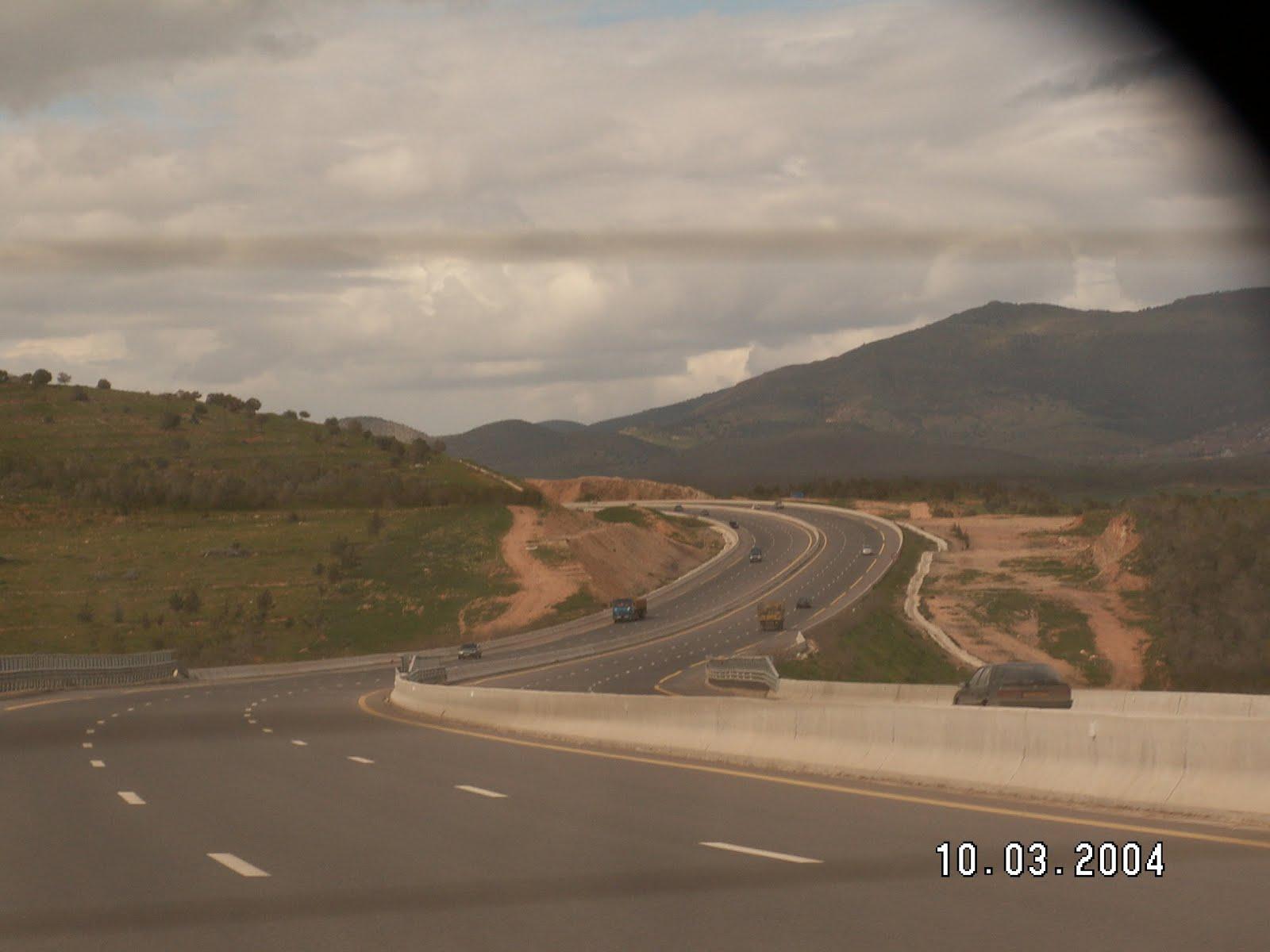 Autoroute algérienne