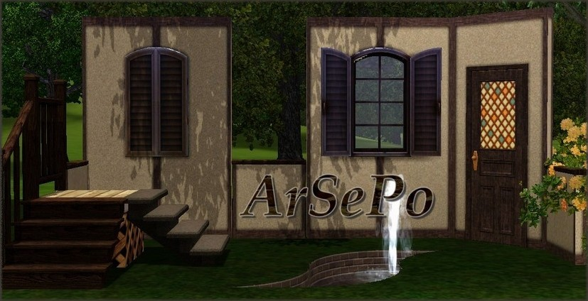 ArSePo - The Sims 3  nvody