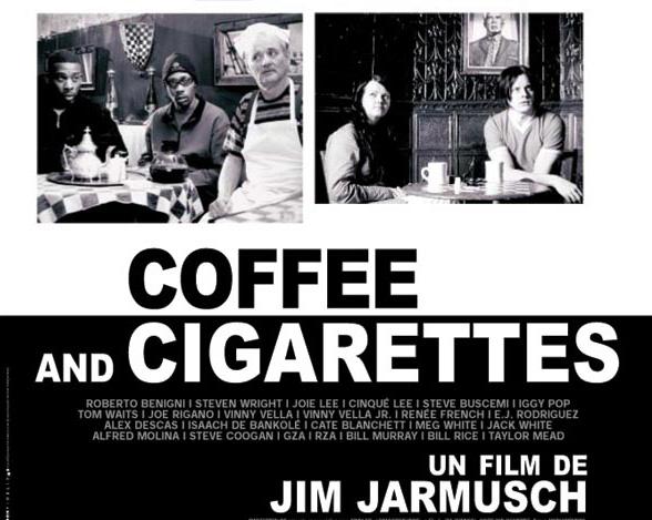 Coffee Cigarettes Jarmusch