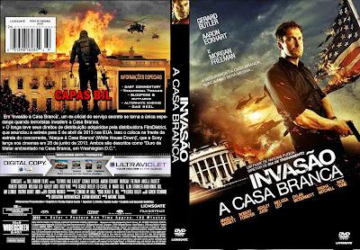 Invasão à Casa Branca (Olympus Has Fallen) Torrent - Dublado (2013)