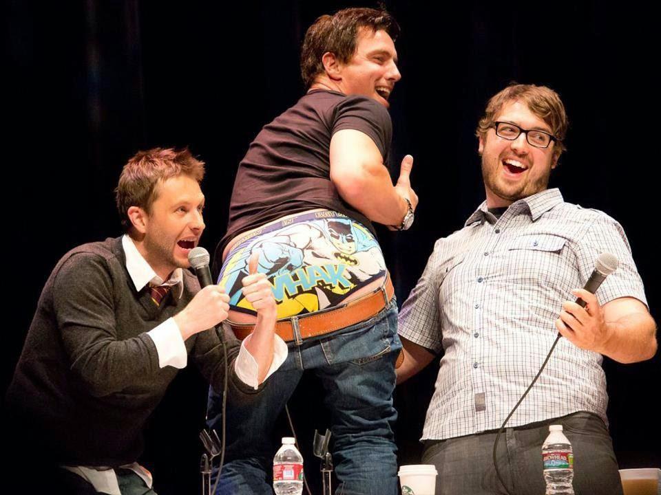 John+Barrowman+Comicon