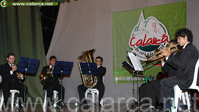 "Concierto Quinteto de Bronces. ""Coffee Brass Quintet"""