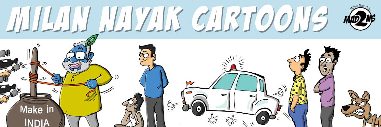 Milan Nayak CartOons
