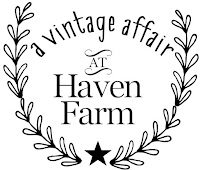 A Vintage Affair at Haven Farm