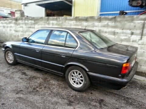 DESPIECE DE BMW 520i E34 TIPO DE MOTOR 20 6S 1