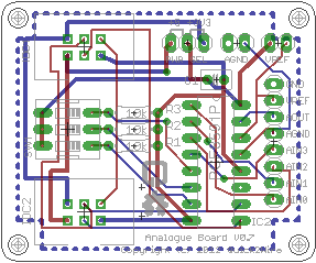 RAREblog: PCB design - Eagle and Fritzing