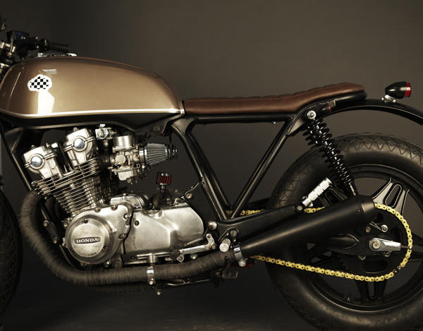 Honda CB 750 Kz 1980 CRD 5 C  clope   Motorcycle Superstore