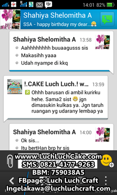 Luch Luch Cake