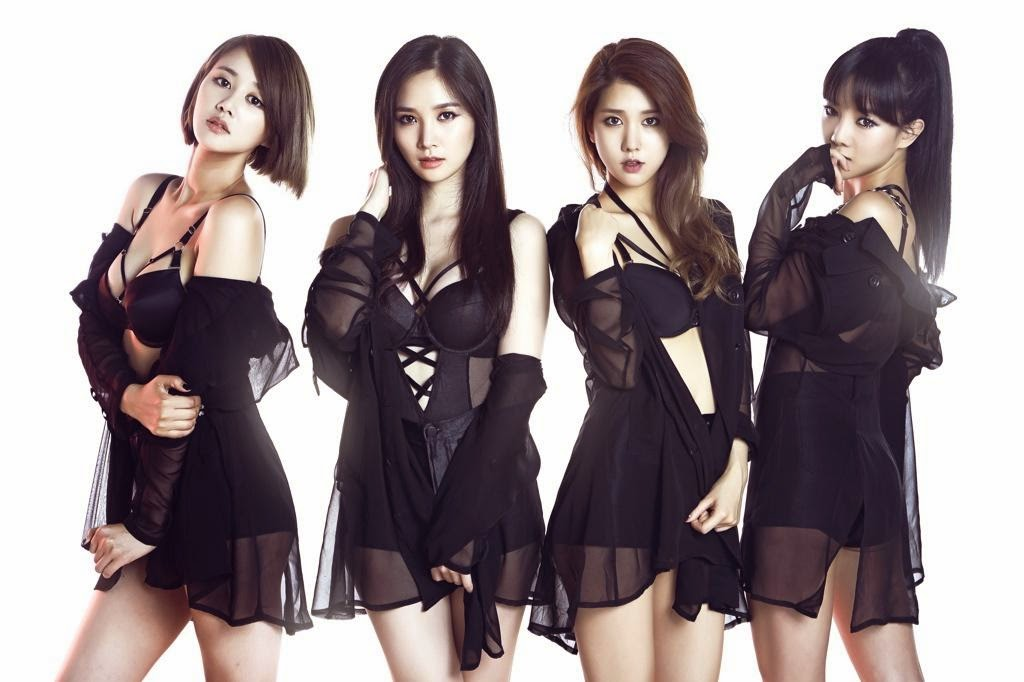 SPICA.S Give Your Love Concept