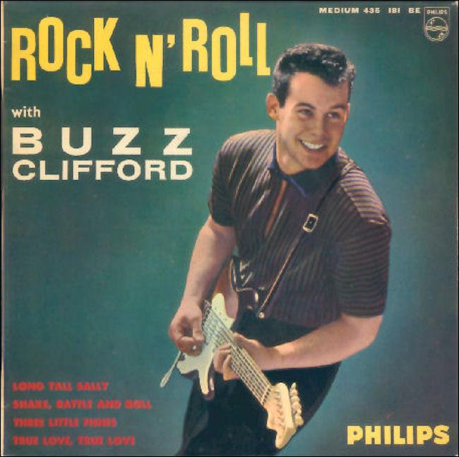 Ochtendhumeur Met Brede Opklaringen Buzz Clifford Rock