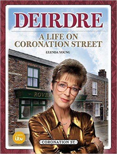 Official ITV Corrie Deirdre book, now available to pre-order