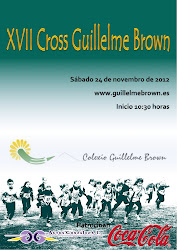 XVII Cross Guillelme Brown